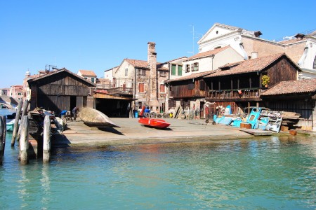 Gondola - San Trovaso